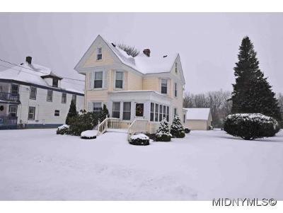 New Hartford NY Single Family Home For Sale: $154,900