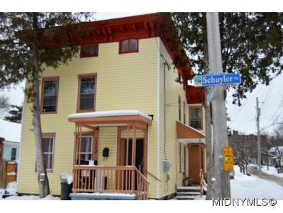Utica Multi Family Home For Sale: 1120 Schuyler Street