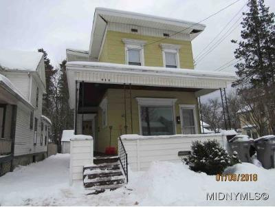 Rome Multi Family Home For Sale: 413 N Madison St