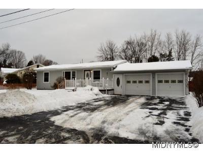 Utica Single Family Home For Sale: 11 Sunnybrook Ln