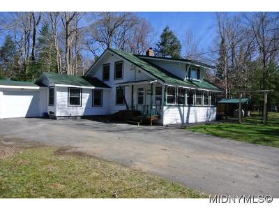 Old Forge Single Family Home For Sale: 133 Garmon Ave.