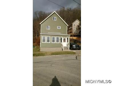 Herkimer County Single Family Home For Sale: 17 Court Street