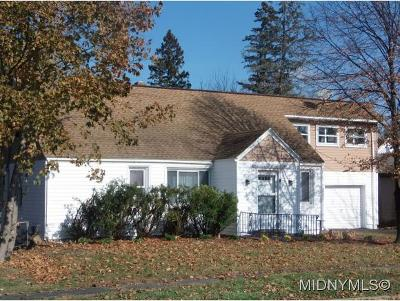 Oneida County Single Family Home For Sale: 1325 Belle Ave
