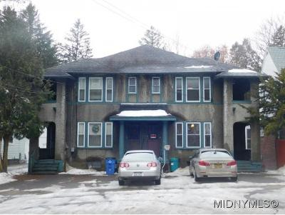 Multi Family Home For Sale: 613 North Main St