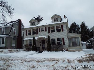 Utica Single Family Home For Sale: 22 Proctor Blvd.