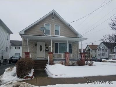 Utica Single Family Home For Sale: 639 James St