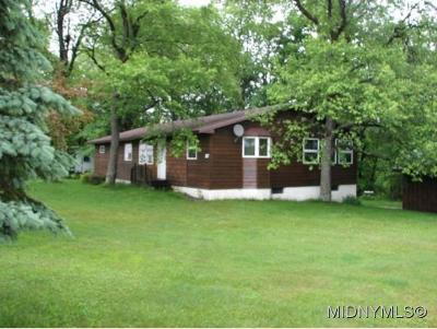 Forestport NY Single Family Home For Sale: $130,000