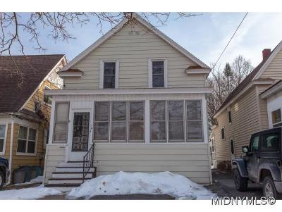 Herkimer County Single Family Home For Sale: 19 South Fifth Avenue