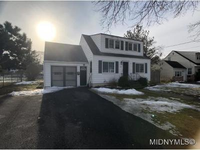 Whitesboro Single Family Home For Sale: 1 Wind Place