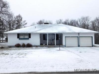 WHITESBORO Single Family Home For Sale: 5257 Wilcox Rd