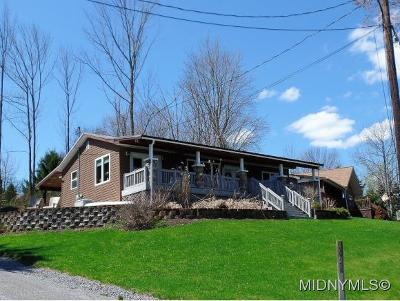 Madison County Single Family Home For Sale: 6158 Reservoir Road