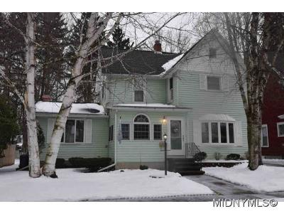 Herkimer County Single Family Home For Sale: 27 S. Third Ave