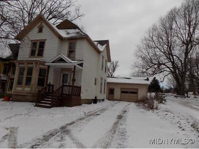 Waterville Multi Family Home For Sale: 174 Sanger Ave