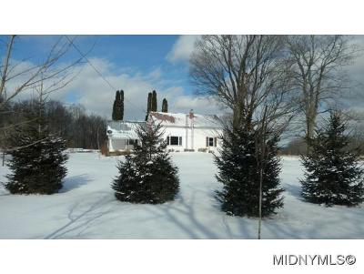 Madison County Single Family Home For Sale: 10075 Lamb