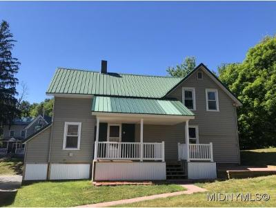 Forestport Single Family Home For Sale: 3020 Wall Street