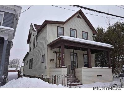 Rome Multi Family Home For Sale: 505 Woodland Ave