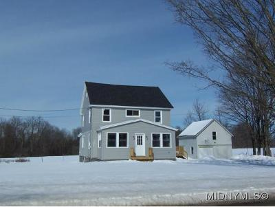 Oneida County Single Family Home For Sale: 5507 Old Oneida Road
