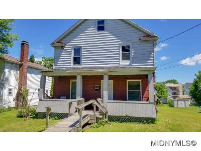 Herkimer County Single Family Home For Sale