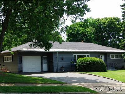 UTICA Single Family Home For Sale: 90 Ballantyne Brae