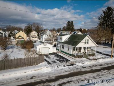 Herkimer County Single Family Home For Sale: 337 Moore Ave