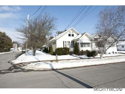 Oneida County Single Family Home For Sale: 1324 Butternut Street