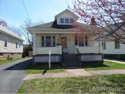 Oneida County Single Family Home For Sale: 1209 Mathews Ave