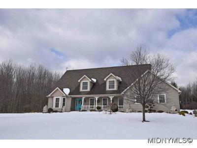 Frankfort Single Family Home For Sale: 1821 Higby Road