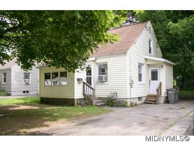 Oneida County Single Family Home For Sale: 514 River Rd