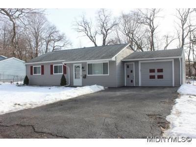 Utica Single Family Home For Sale: 444 Deland Dr