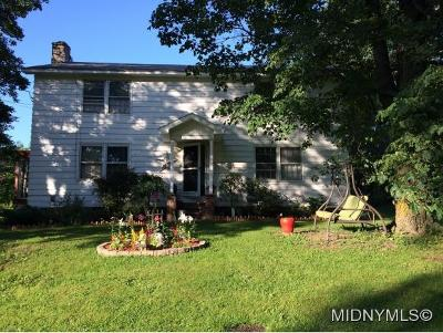Herkimer, Ilion, Little Falls, Mohawk, Schuyler Single Family Home For Sale: 242 Ferncliff Road