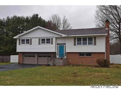 Whitesboro Single Family Home For Sale: 8162 Woods Highway