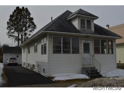 Oneida County Single Family Home For Sale: 1311 Noyes Street