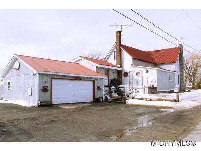 Herkimer, Ilion, Little Falls, Mohawk, Schuyler Single Family Home For Sale: 185 State Route 170