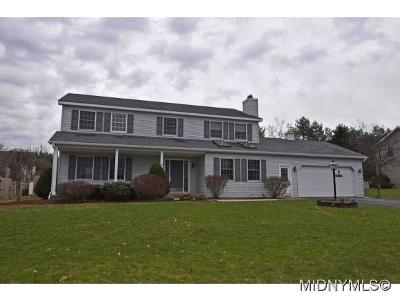 New Hartford NY Single Family Home For Sale: $379,900