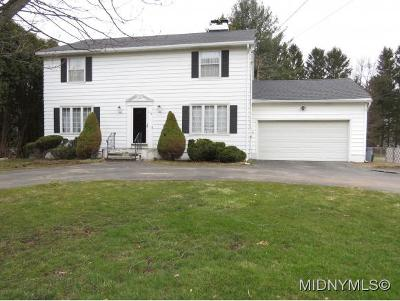 Herkimer County Single Family Home For Sale: 144 Brook