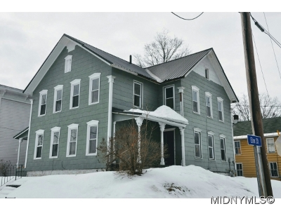 Herkimer County Single Family Home For Sale: 35 Elm Street