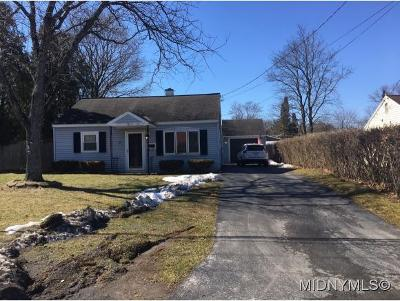 New Hartford NY Single Family Home For Sale: $119,900