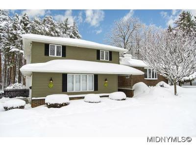 Utica Single Family Home For Sale: 9 Russet Bush Rd
