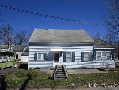 Sylvan Beach Single Family Home For Sale: 109 18th Avenue