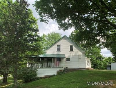Clinton Single Family Home For Sale: 4021 Cleary Road