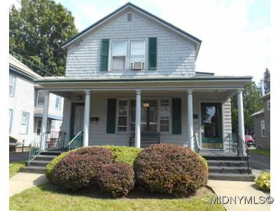 Rome Multi Family Home For Sale: 112 W Thomas St