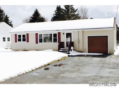 Whitesboro Single Family Home For Sale
