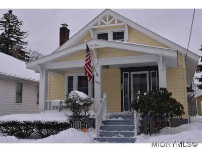 Utica Single Family Home For Sale: 1803 Baker Avenue