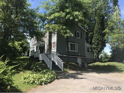 Herkimer County Single Family Home For Sale: 1034 Steuben Hill Rd
