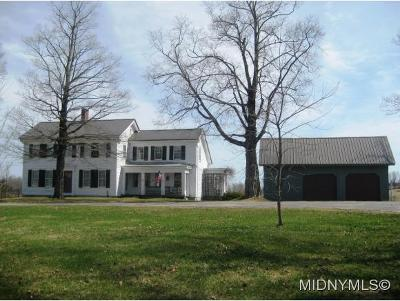 Herkimer County Single Family Home For Sale: 103 Park Ave
