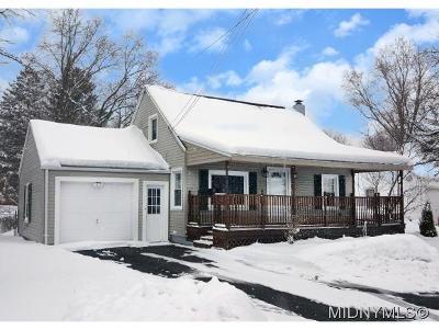 Whitesboro Single Family Home For Sale: 7 Lennon Pl
