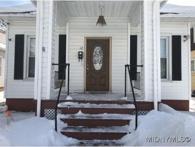 Yorkville Single Family Home For Sale: 12 Bunker Ave