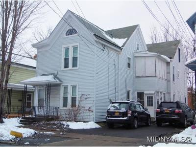 Utica Multi Family Home For Sale: 712 Roberts St