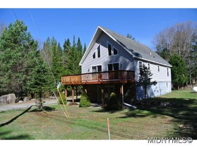 Old Forge Single Family Home For Sale: 277 South Shore Rd.