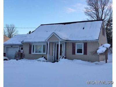New York Mills Single Family Home For Sale: 22 Maple Street